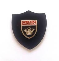 Нашивка L 3 CLASSIC черная
