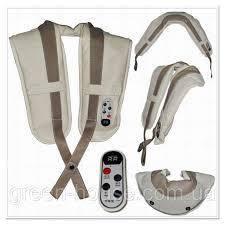 О пользе массажера для воротниковой зоны, шеи и плеч для здоровья!