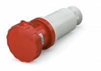 Розетка переносная серия IEC309 125A 3P+N+E