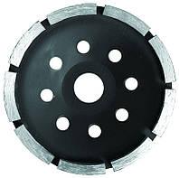 Круг алмазный Sigma 1912021 115 мм сегментный шлифовальный(1 ряд)