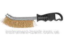 Щетка проволочная с пластмассовой ручкой Sigma 9011011