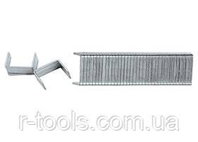 Скобы, 6 мм, для мебельного степлера, закаленные, ТИП 140, 1000 шт. MTX MASTER 413069
