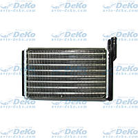 Радиатор отопления 2108,1102 (алюминиевый) АМЗ