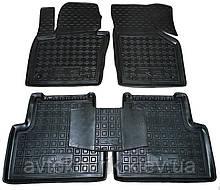 Полиуретановые коврики в салон Audi Q3 2011- (AVTO-GUMM)