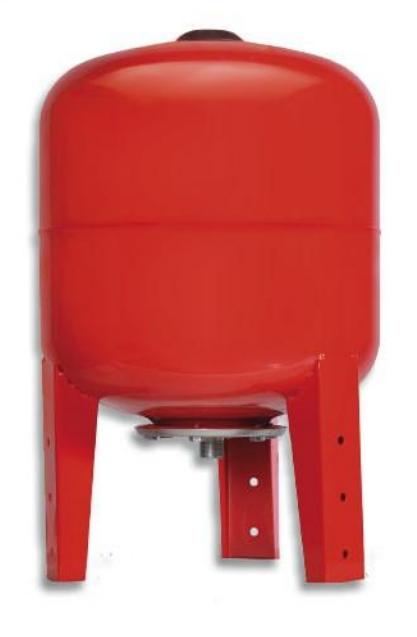 Расширительный бак EUROAQUA TVT 50 литров