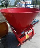 Разбрасыватель минеральных удобрений BOMET 500 кг (jar-met)