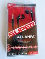 Наушники Atlanfa AT-E1011
