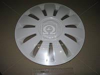 Колпак колесный R14 (DK-R14RW) REX белый 1шт. <ДК>