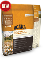 ACANA  Wild Prairie Dog 11,4кг беззерновой корм для собак всех пород и возрастов