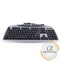 Клавиатура LogicPower LogicPower LP-KB 042 Black PS/2