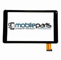 """Оригинальный Сенсор (Тачскрин) для планшета 10.1"""" SG6179-FPC_V1-1 (257*157 мм, 50pin) (Черный-Самоклейка)"""