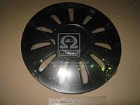 Колпак колесный R14 (DK-R14RB) REX черный 1шт. <ДК>