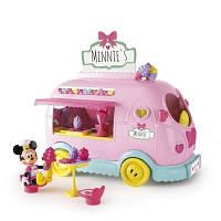 """Игровой набор """"Солнечный денёк"""" Автобус со сладостями Minnie & Mickey Mouse 181991"""