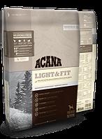 ACANA Light & Fit 11,4 кг  Акана Лайт и Фит 11,4 кг  корм для собак склонных к лишнему весу
