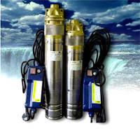 Глубинный насос для скважины и колодца 4 SKm 150