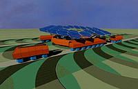 Технологии ближайшего будущего: автоматизированный агрокомплекс на солнечных батареях!