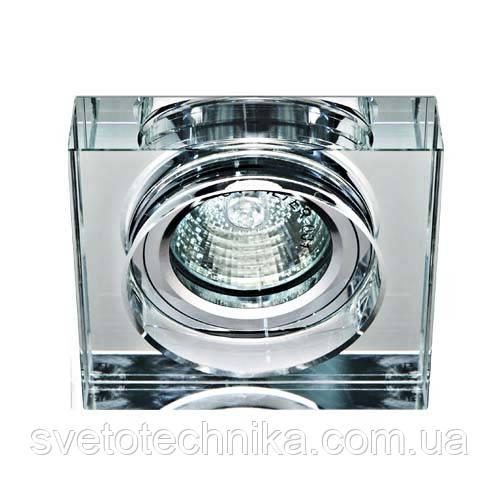 Встраиваемый светильник Feron 8180 прозрачный