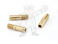 Разъем, штуцер газовых и водяных шлангов шестигранный GZ-290