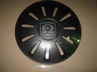 Колпак колесный R16 (DK-R16RB) REX черный 1шт. <ДК>
