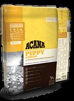 ACANA  Puppy & Junior Акана Папи и Джуниор 17кг корм для щенков средних пород