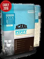 ACANA Puppy Small Breed Акана Паппи Смол Брид 6 кг  корм для щенков малых пород