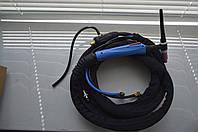 Аргоновая горелка с водяным охлаждением WR-18, (байонетный разъем 35-50, 4 метра)