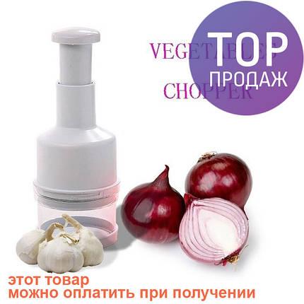 Измельчитель, овощерезка - onions vegetables Chopper, фото 2