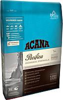 Acana Pacifica Regional Formula 11,4кг - гипоаллергенный беззерновой корм для собак всех пород (5 видов рыб)