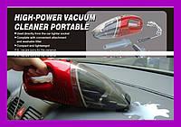 Мощный портативный вакуумный авто пылесос JK-009B Мощный портативный вакуумный авто пылесос JK-009B