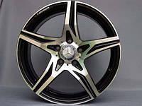 Диски AMG 518 R 17 5x112 Vito Viano