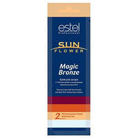 "Крем для загара ""Estel"" Sun Flower Magic Bronze (15ml)"