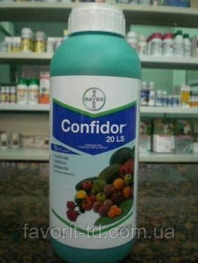 Инсектицид Конфидор в.р.к., 0,5л (имидаклоприд 200 г/л )