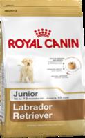 Сухой корм для щенков породы лабрадор ретривер до 15 меc Royal Canin Labrador Retriever Junior 12 кг.