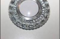 Точечный светильник (спот)cо встроенной LED подсветкой, 7095 White