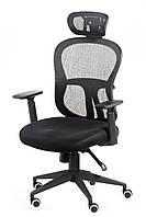 Кресло офисное Tucan, черный цвет. Новинка.