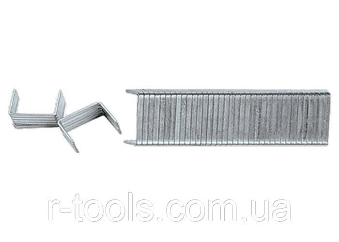 Скобы, 12 мм, для мебельного степлера, закаленные, ТИП 140, 1000 шт. MTX MASTER 413129