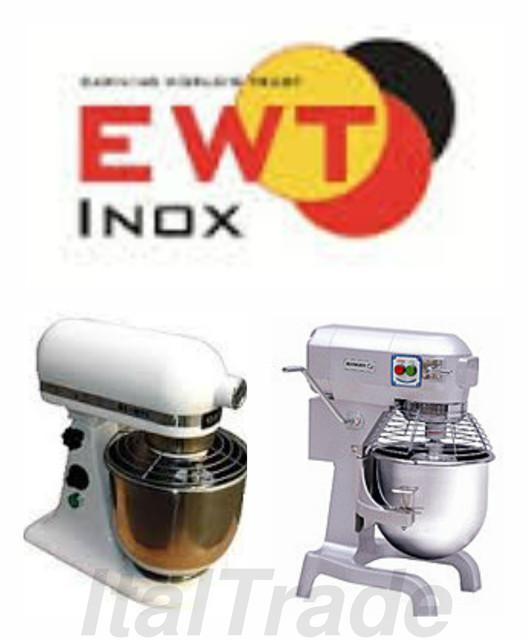 Миксера планетарные EWT Inox (Германия)