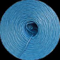 Шпагат (полипропиленовый) для пресс подборщика AGRO PACK Standart, 2000 метров, 117 daN, синий , фото 1