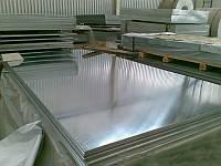 Лист алюминиевый 3х1000х2000 АМГ3М