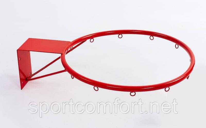 Кольцо баскетбольное 40 см (трубка диаметром 16 мм)
