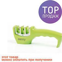 Точилка для ножей Camry CR 6709 / кухонные принадлежности