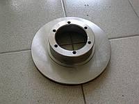 Диск тормозной Газель (ступица 104 мм)