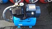 Pedrollo jswm 2AX (бак 50л) 1.1 кВт насосная станция (аналог JSW 15M)