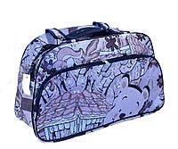 Дорожная сумка подросток Мишка большая -L 53х29х18