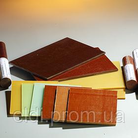 Гетинакс или стеклотекстолит - таблица сравнительных характеристик