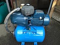 Насосная станция JET100L (a) бытовая 1.1 кВт бак 24 литра