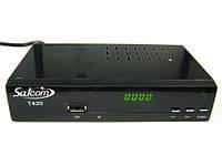 SatCom T420 T2+INTERNET HD-эфирный цифровой ресивер-медиаплеер