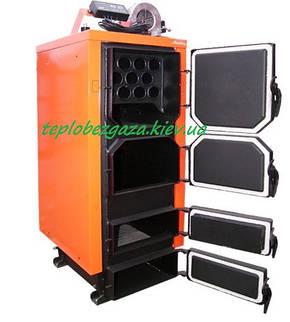 Твердотопливный котел - универсал HeatLine 40 kW от 300 до 400 кв м, фото 2