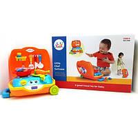 """Игровой набор Huile Toys """"Чемоданчик повара"""" (3108)"""