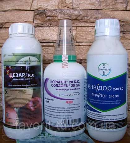 Хлорантранилипрол инсектицид